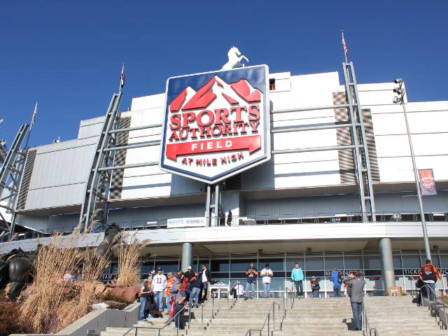 Sports Authority Field at Mile High: Home of the Denver Broncos